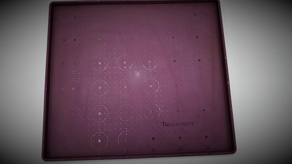 Silikonová podložka Tupperware