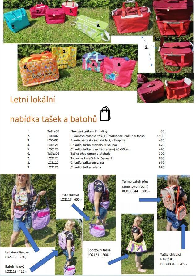 LN tašky