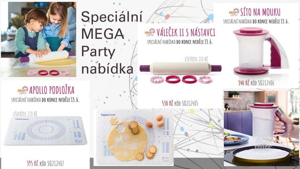 mega párty 1